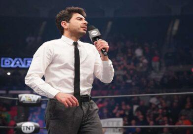 AEW: Frecciata di Tony Khan alla WWE *VIDEO*