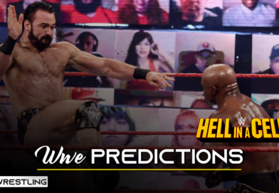 WWE PREDICTIONS: Hell in a Cell 2021