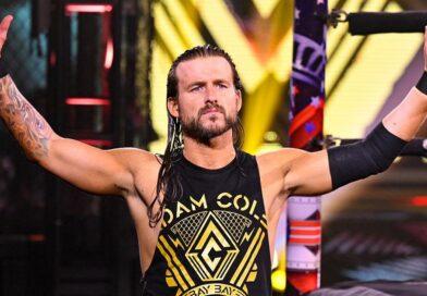 WWE: Il contratto di Adam Cole scadrà a breve