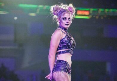 WWE: Alexa Bliss presenzia ad un evento sportivo