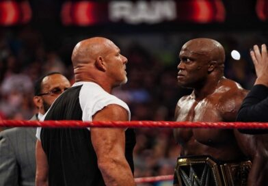 WWE: Bobby Lashley risponderà alla sfida di Goldberg