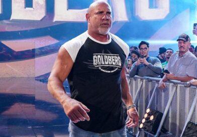 WWE: Goldberg annunciato per diverse puntate di Raw