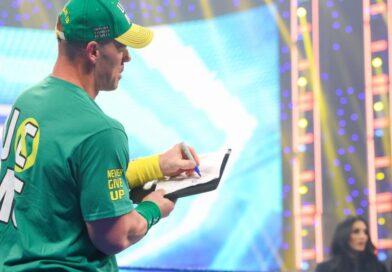 WWE: John Cena firma il contratto, a SummerSlam andrà contro Roman Reigns *VIDEO*