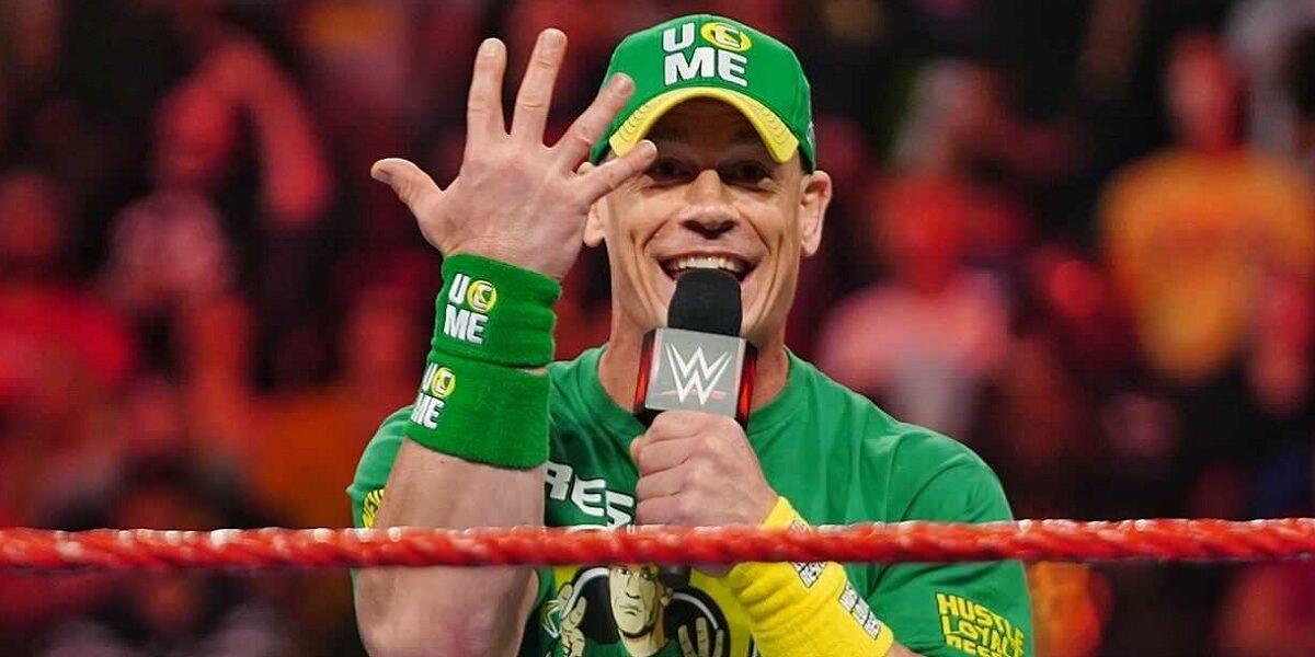 WWE: Samoa Joe difende John Cena