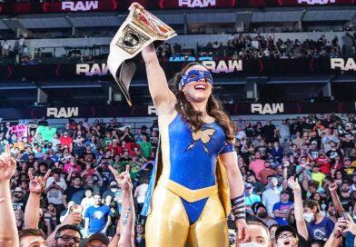 WWE: Nikki Ash vuole affrontare Becky Lynch