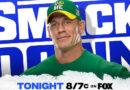 Report: WWE Smackdown 22-07-2021 (John Cena ritorna a Smackdown)