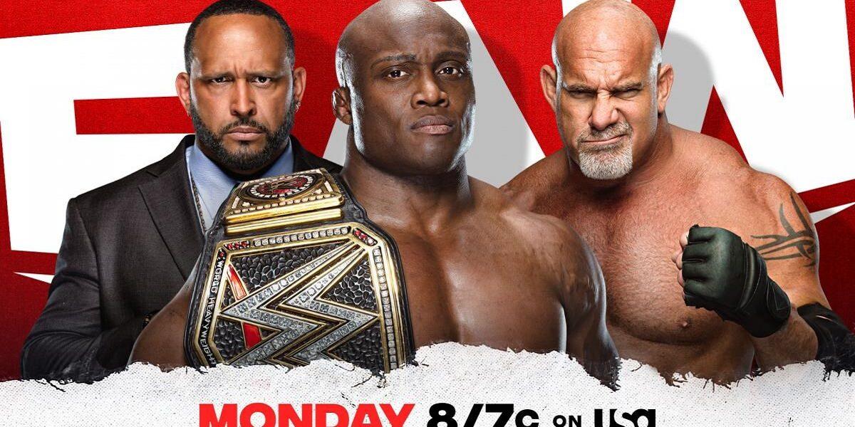 Report: WWE RAW 26-07-2021 (Bobby Lashley risponde a Goldberg)