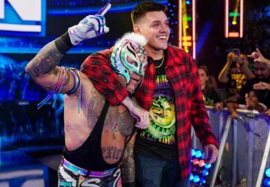 WWE: Rivelati i piani per Dominik e Rey Mysterio