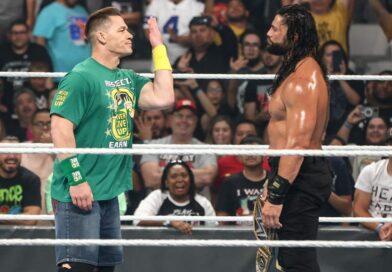 WWE: John Cena lotta, Roman Reigns sbadiglia *FOTO*