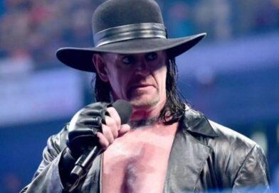 WWE: Ecco dove si trovava The Undertaker durante Crown Jewel