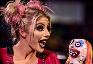 WWE: Messaggio criptico di Alexa Bliss su Becky Lynch