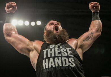 Superstar della WWE interrompe una sessione di allenamento di Braun Strowman *VIDEO*