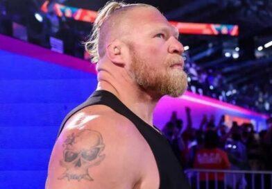 WWE: Con chi ha trascorso i momenti prima di Crown Jewel Brock Lesnar?