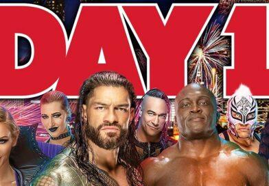 WWE: Notizie preoccupanti per Day One