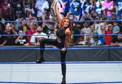 WWE: Becky Lynch parla degli aspetti principali del wrestling