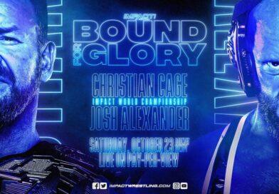 IMPACT WRESTLING: Risultati Bound For Glory 2021 (il PPV dell'anno)