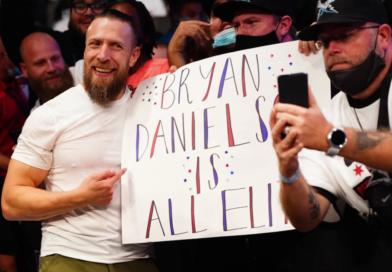 AEW: Bryan Danielson rompe il silenzio dopo Grand Slam