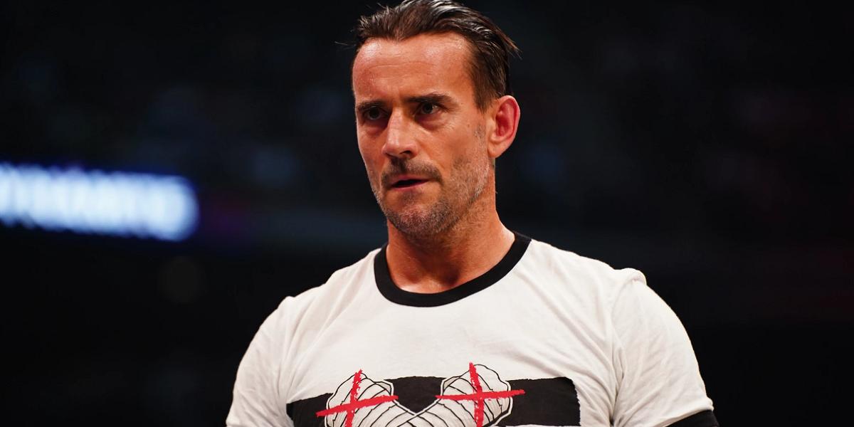 AEW: CM Punk prende in giro la WWE