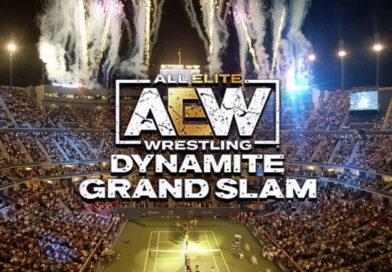 AEW: Grand Slam riscrive la storia del wrestling non WWE