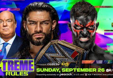 WWE: Aggiunta una stipulazione speciale al match di Roman Reigns *UFFICIALE*