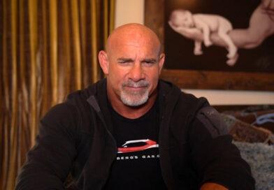 WWE: Goldberg commenta la vittoria di Crown Jewel