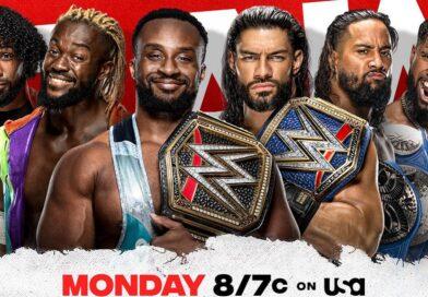 Report: WWE Raw 20-09-2021 (arriva Roman Reigns)