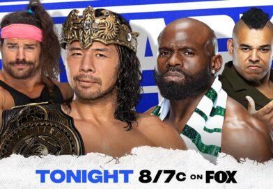 Report: WWE Smackdown 24-09-2021 (ultima fermata prima di Extreme Rules)