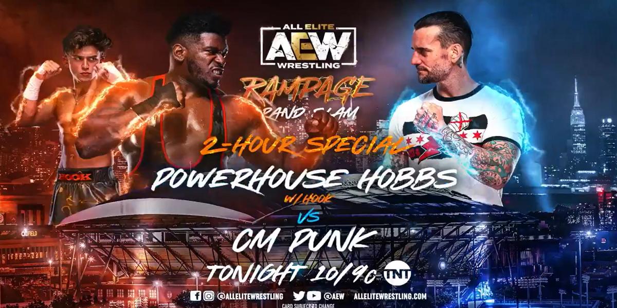 AEW: Risultati AEW Rampage 24-09-2021 (CM Punk ritorna in azione)
