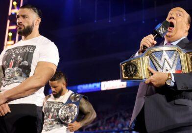 WWE: Rivelati i prossimi tre match di Roman Reigns