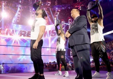 WWE: Roman Reigns manda un messaggio in vista di Survivor Series