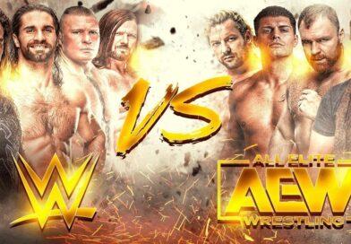 WWE vs. AEW: In onda la replica di Smackdown contro la diretta di Dynamite