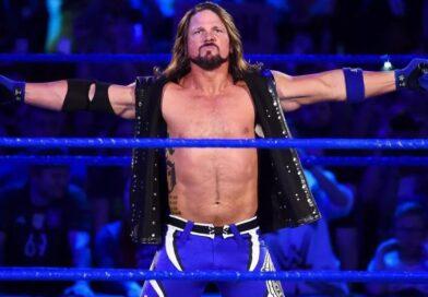 WWE: Infortunio per AJ Styles *RUMOR*
