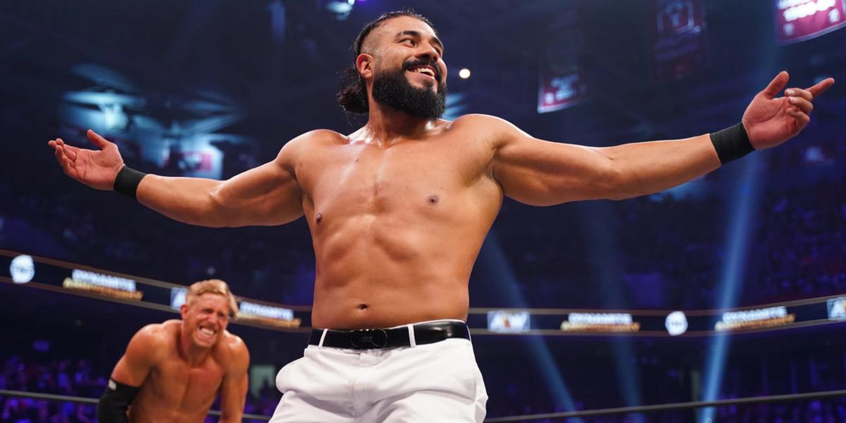 AEW: Quanto dura il contratto di Andrade El Idolo?