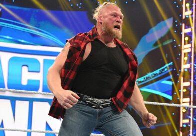 WWE: Look bestiale per Brock Lesnar a Crown Jewel *FOTO*