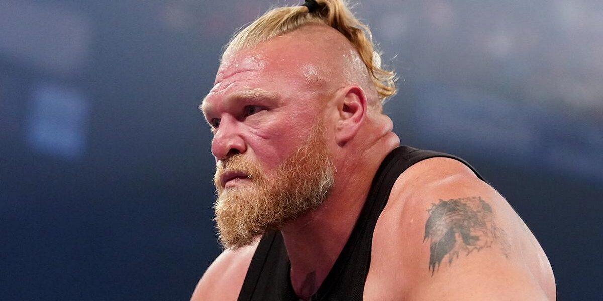 WWE: Aggiornamenti sulla presenza di Brock Lesnar a Smackdown