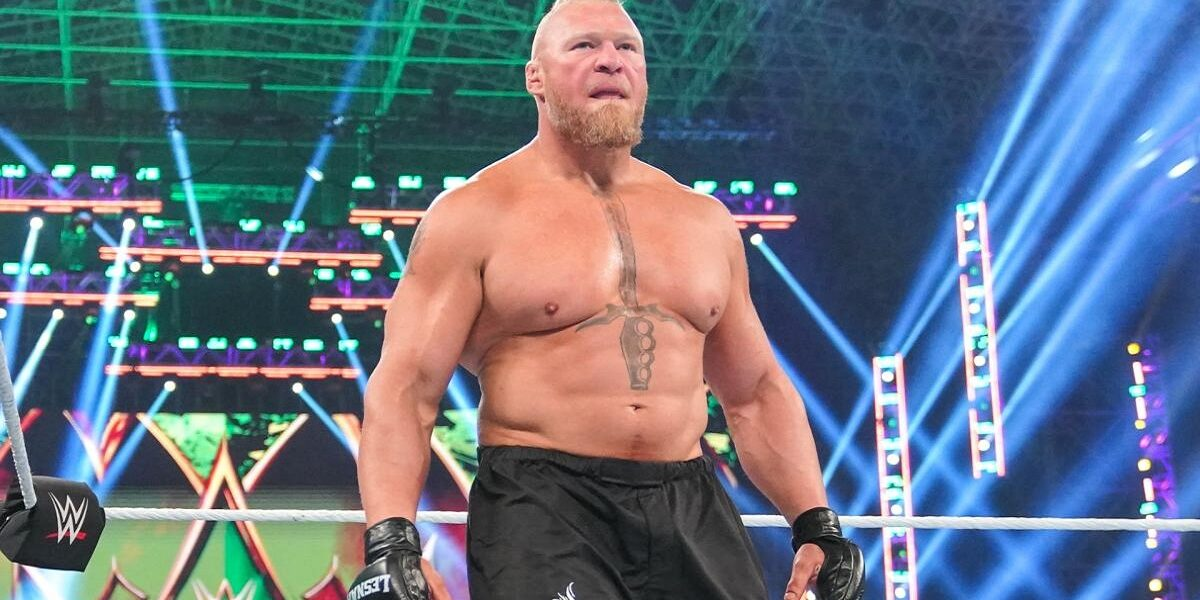WWE: Brock Lesnar sospeso a tempo indeterminato *SPOILER*