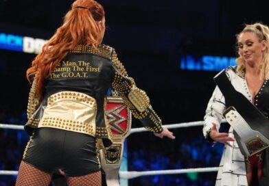 WWE: Rivelati i piani originali per il segmento tra Becky Lynch e Charlotte Flair