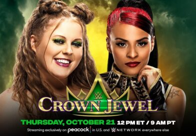 WWE CROWN JEWEL: Zelina Vega è la regina della WWE