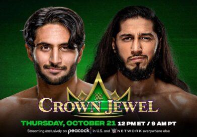 WWE: Ali e Mansoor hanno fatto la storia a Crown Jewel