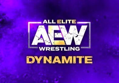 AEW: Ex campione della WWE presente a Dynamite *FOTO*