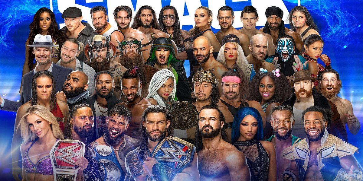 Report: WWE Smackdown 22-10-2021 (inizia una nuova era)