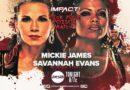 IMPACT WRESTLING: Risultati Impact 21-10-2021