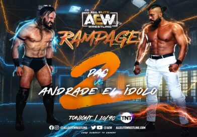 AEW: Risultati AEW Rampage 22-10-2021 (Andrade vs. PAC)