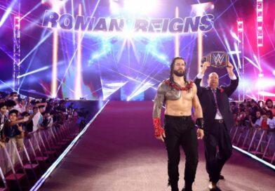 WWE: Novità sull'avversario di Roman Reigns a WrestleMania 38