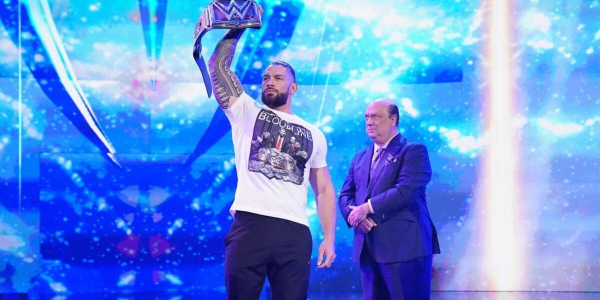 WWE/AEW: Roman Reigns nomina Bryan Danielson durante Smackdown