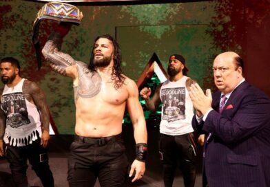WWE: Grandissimi piani per Roman Reigns dopo la vittoria contro Brock Lesnar