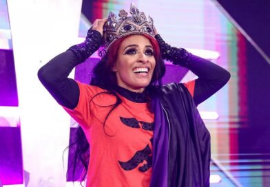 WWE: Zelina Vega commenta la vittoria di Crown Jewel